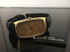 Rolex Cellini in oro giallo e radica