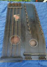 E768/ schöne alte Zither zur Deko oder Restauration