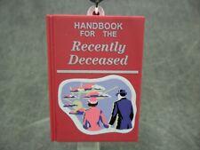 Horror Properties * Handbook for the Recently Deceased Clip * Beetlejuice