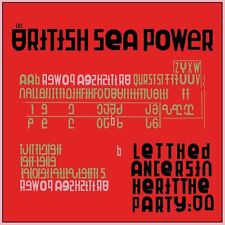 BRITISH SEA POWER LET THE DANCERS INHERIT THE PARTY CD (31/3/2017)