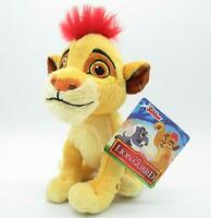 Peluche The Lion Guardia Originales Disney Junior Kion Leone 18 cm Suave