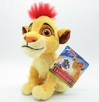 Soft Toy the Lion Guard Original Disney Junior Kion Leone 18 cm Soft