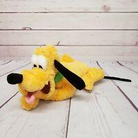 "Disney Parks 11"" Pluto Dog Plush"