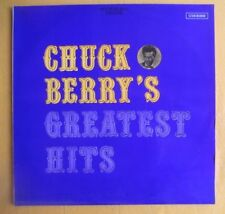 """Chuck Berry original """"CHESS"""" pressing Lp - Berry's Greatest Hits"""