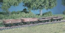 RATIO 575 OO SCALE Permanent Way Set 4 wagons