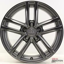 4 Original Audi Tt TTS 8S 17-inch Alloy Wheels 8S0601025A Rims 8, 5x17 ET50 Tm