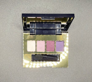 NEW Estee Lauder Pure Color Eyeshadow Currant Orchid Quad Sample