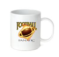 Coffee Cup Mug Travel 11 15 Sports Football Fanatic Fan Glow