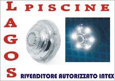 Intex 28692 luce led idroelettrica per Piscine con Attacco del tubo da 38MM
