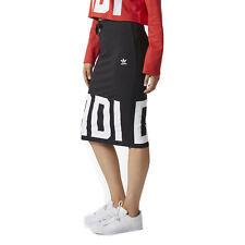 adidas Originals Women Bold Age Short Midi Pencil Skirt XS S M L XL (B Grade)