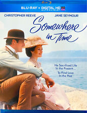 Somewhere in Time 0025192073731 With Christopher Reeve Blu-ray Region a