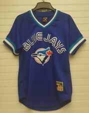 Cooperstown Collection MLB Toronto Blue Jays #29 Joe Carter 1993 Jersey Size S 3