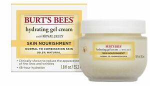 Burt's Bees Hydrating Gel Cream With Royal Jelly | 1.8 oz | 4 Pack