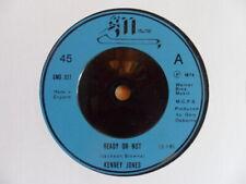 """Kenney Jones - Ready Or Not  (7"""" Vinyl)"""