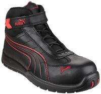 Puma Daytona Mid Safety Mens Composite Toe Cap Industrial Work Boots UK6-12