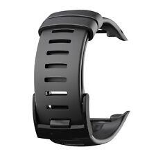 Suunto D4i Novo Black Strap with Pins (Stronger Strap for D4 Dive Computer)