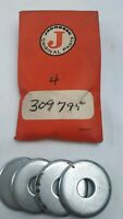 Jacobsen 309795 Washers lot of 4 NOS