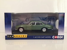 CORGI va08805 Daimler Sovereign SERIE 1 4.2 - Willow Green LIMITED EDITION