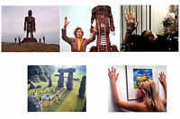 THE WICKER MAN - SET OF 5 - A4 PHOTO PRINTS