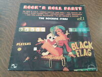 33 tours the rocking stars rock n'roll party vol. 1 shake rattle and roll