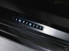 New OEM Infiniti G37 Coupe Illuminated Kick Plates 2008-2013