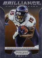 2012 Panini Prizm Football Insert/Parallel Singles (Pick Your Cards)