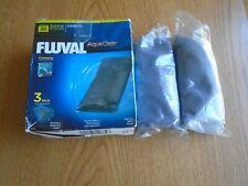 *NEW & SEALED* GENUINE FLUVAL AQUACLEAR 50 PREMIUM CARBON FILTER 2-PACK