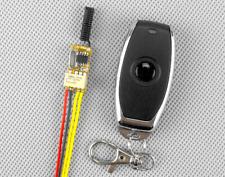 MICRO INTERRUTTORE WIRELESS CON TELECOMANDO 3V-12V 2A 1ch 315Mhz micro switch