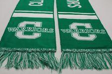 Cleveland Guerreros - Verde - Jostens - 100% Acrílico - 20.3cm X 163cm - Deporte