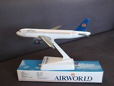 Airworld Aviation (Now Thomas Cook) Airbus A320 Push Fit Model 1:200 Scale