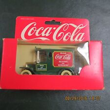 Coca Cola England Vintage NEW Die-cast Metal Truck Toy Coke 1979 Lledo