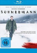 Schneemann - (Michael Fassbender) # BLU-RAY-NEU