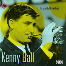 Kenny Ball ESSENTIAL RECORDINGS Best Of 40 Songs COLLECTION New Sealed 2 CD