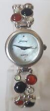 Gems Ladies' Sterling Silver Bracelet Watch - Boxed