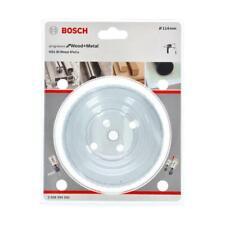 Bosch Bi-Métal Scie-Cloche Progresseur pour Bois & Métal 114mm