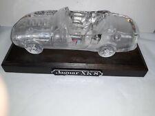 More details for magic cristal jaguar crystal glass ornament paperweight car excellent clean cond