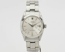 Vintage 1960's Rolex Stainless Steel Date Ref. 1500 with Oyster Rivet Band!