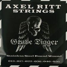 Pyramid Axel Ritt strings. 013 - .056 e-guitarra cuerdas frase e-Guitar Stainless St.