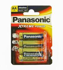 Panasonic Xtreme Power | Alkaline AA Battery 4-Pack
