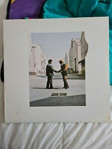 "PINK FLOYD ""WISH YOU WERE HERE "" LP 33 T 2C 068 96918 ANNEE 1975"