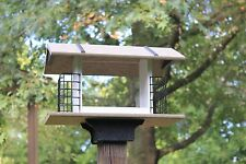 Accentua ® Avalon Bird Feeder, 17 in. by 11 in. Rectangle