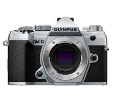 New Olympus OM-D E-M5 Mark III Mirrorless Digital Camera Body Only - Silver