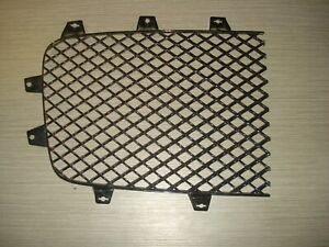 Bentley Continental Gt GTC Grill 3W3853684 Grille Right Black Grille