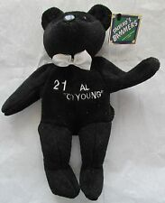 ROGER CLEMENS   1998 SALVINO'S BAMERS   AL LEAGUE CY YOUNG   BEANIE BABIE