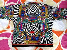 ** NEW ** Gianni Versace Silk Shirt Size 50 Atelier Versace Silk Shirt