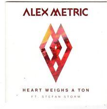 (FI759) Alex Metric Feat. Stefan Storm, Heart Weighs A Ton - 2014 DJ CD