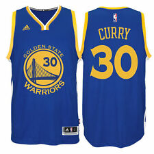 NBA Stephen Curry #30 Golden State Warriors Swingman Men's Jersey Medium - Blue
