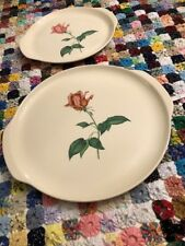 Harmony House Betsy Rose Ovenproof Dinnerware Large Platter Fab Condition