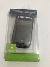 Blackberry Curve 9300 8500 Hard Case Skin Cover Holder Pare-chocs Bande Métallique