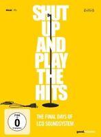 JAMES/LCD SOUNDSYSTEM MURPHY - SHUT UP AND PLAY THE HITS 3 DVD NEU
